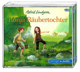 Ronja Räubertochter Buch