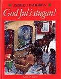 God jul i stugan