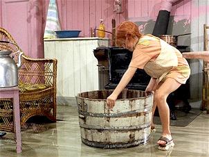 Superb Pippi Putzt Den Boden Der Villa Kunterbunt