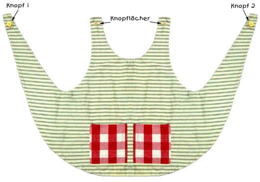 Schnittmuster für ein Pippi Langstrumpf Kostüm ... Bastel-Schneider ...