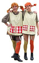 Schnittmuster Für Ein Pippi Langstrumpf Kostüm Bastel Schneider