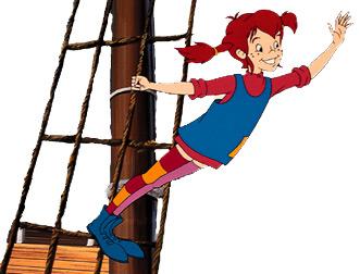 Pippi Langstrumpf Zeichentrick